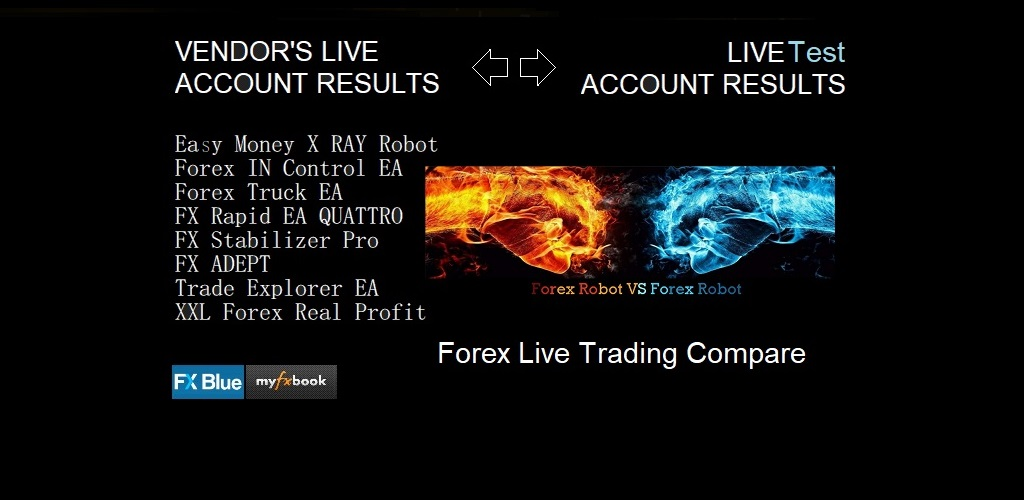 Forex Live Trading Compare